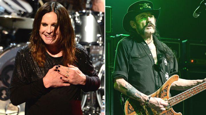 Ozzy Osbourne Remembers Lemmy: 'He Was My Hero'
