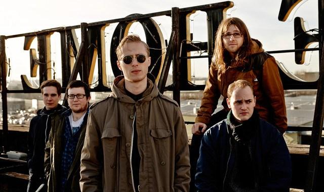 英国新兴后庞克乐团 Eagulls,释出全新单曲〈My Life In Rewind〉与宣布新专辑《Ullages》