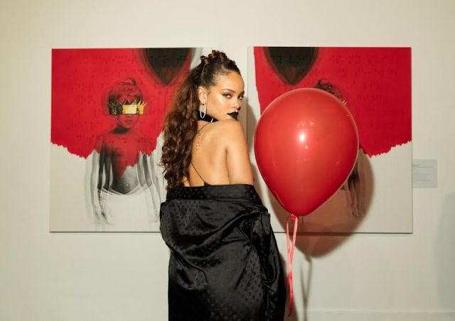 Rihanna 打破 Michael Jackson 纪录,夺下生涯第 14 首冠军单曲