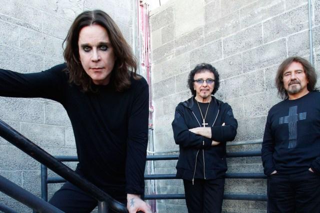 Ozzy Osbourne患严重鼻窦炎,Black Sabbath2016The End巡演延期