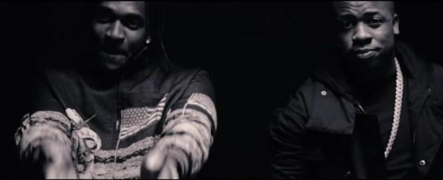Yo Gotti 推出与 G.O.O.D Music 总裁 Pusha T 合作之 MV〈Hunnid〉