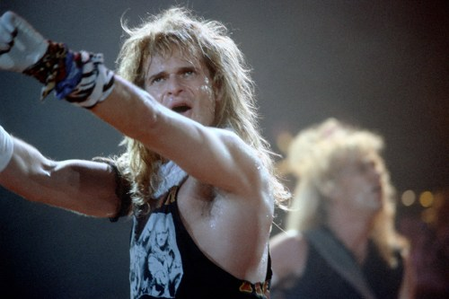 David Lee Roth《Crazy From The Heat》