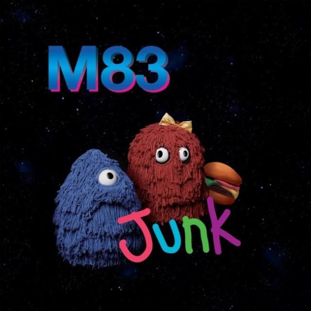 M832016新专辑太空废物 JUNK