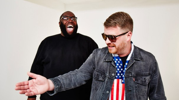 RunTheJewels Squad Out!