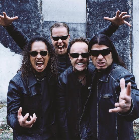 「摇滚客」Metallica 出任「世界唱片行日」年度宣传大使
