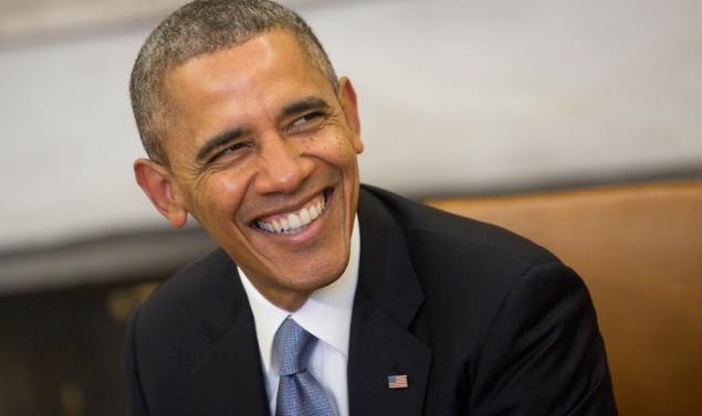 2016第四届国际爵士日美国白宫奥巴马BarackObama