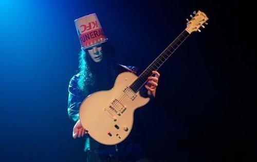「摇滚客」2016年Buckethead将带来久违四年的巡回演出