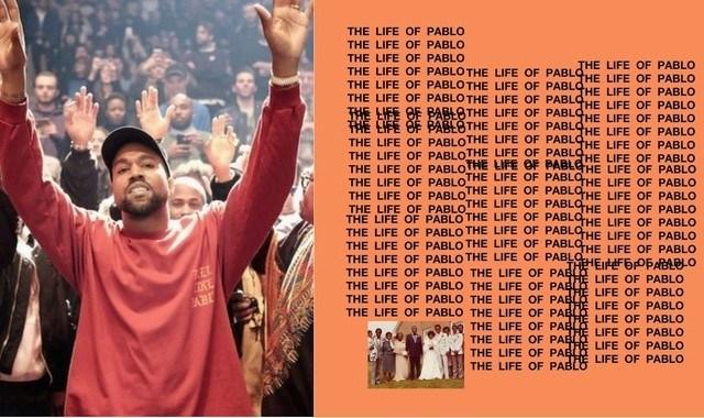 「摇滚客」数位专辑时代正式来临?《The Life Of Pablo》拿下告示牌冠军
