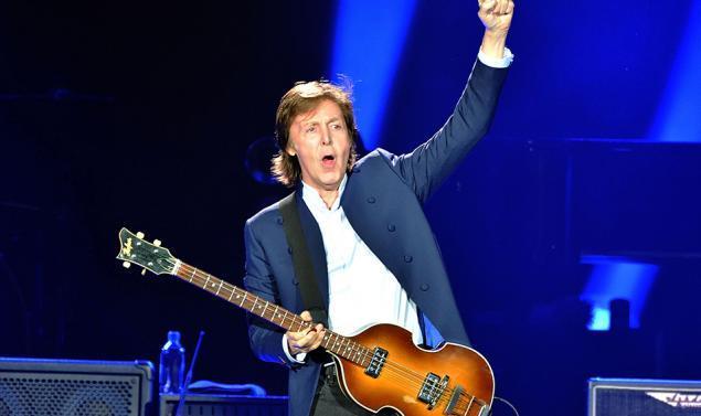 Paul McCartney2016精选辑