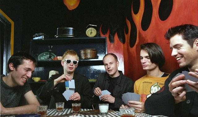 Radiohead 2016年新专辑
