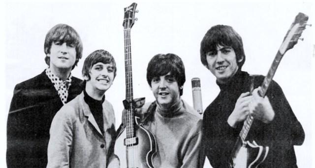 「摇滚客」就算过了 45 年,Beatles 还是在 Spotify 上击败了其他年轻人