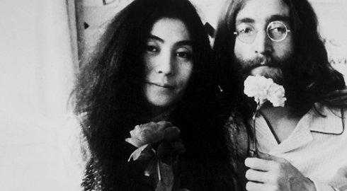 「摇滚客」John Lennon-他与 Yoko 的爱情