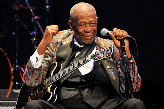 「摇滚客」B. B. King 告诉你为何他的吉他叫「Lucille」
