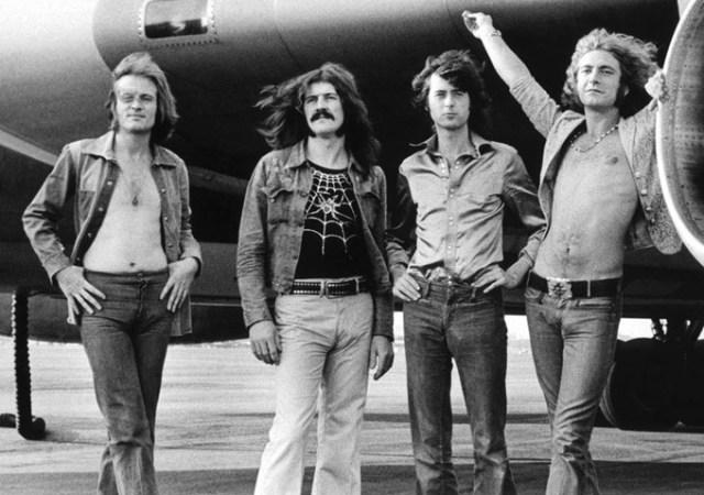 Led Zeppelin1973