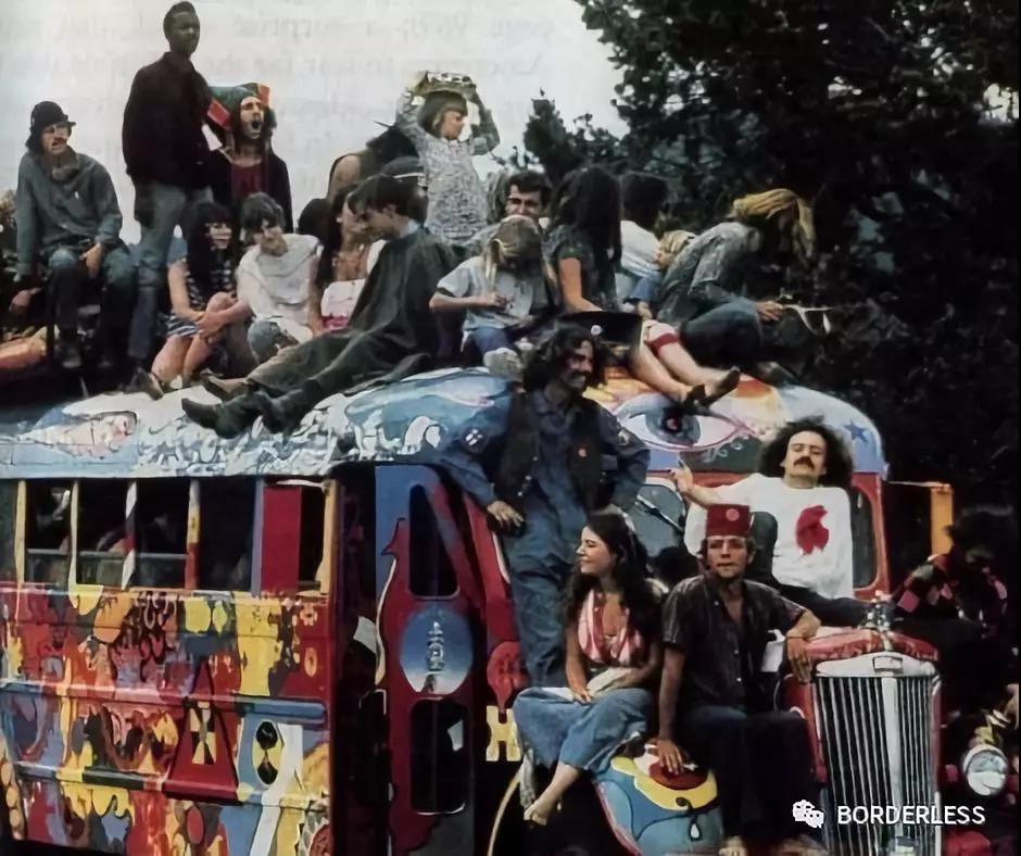 嬉皮Hippies