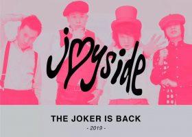 [有演出]Joyside:他们等待一个乐队的十年